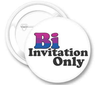 Bi Invitation Only Button