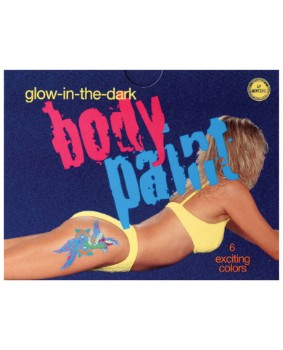 Glow in the Dark Body Paints