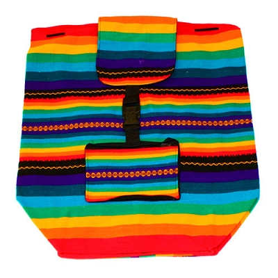 Rainbow Back Pack