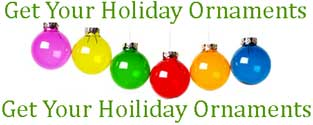 Ornaments @ RainbowDepot