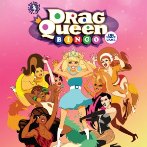 Drag Queen Bingo Board Game