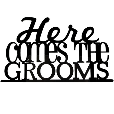 Here Comes the Grooms