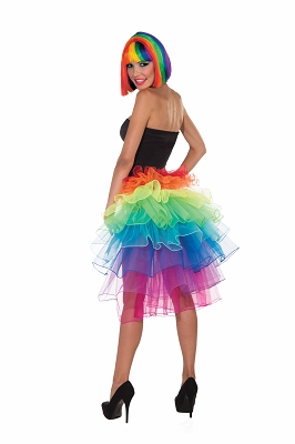 Rainbow Bustle Tutu