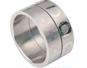 Female Spinner Ring