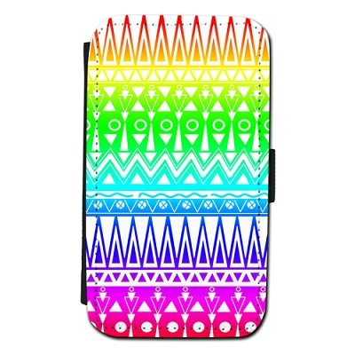 Rainbow Wallet Case iPhone or Samsung
