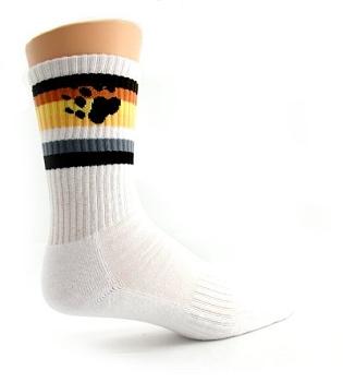 Bear Pride Socks