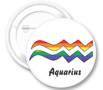 Aquarius Button
