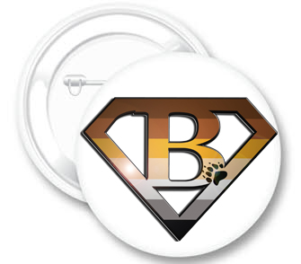 Super Bear Button