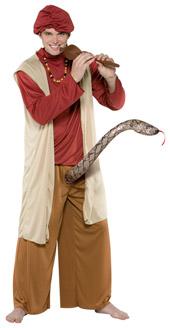 Snake Charmer Costume