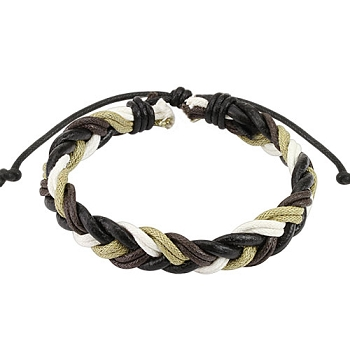 Mult-Colored Earth Tone Bracelet