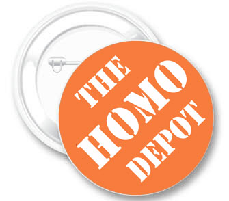 Homo Depot Button