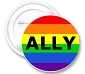 Rainbow ALLY Button