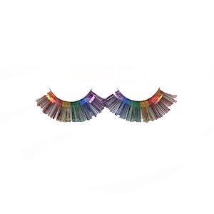 Rainbow Eyelashes