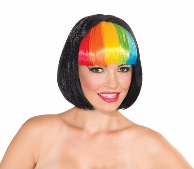 Rainbow Fantasy Wig
