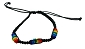 Rainbow Small Bead Bracelet