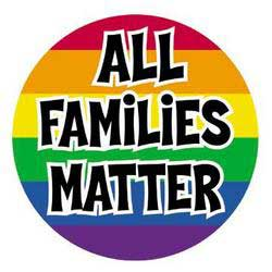 All Families Matter Sticker