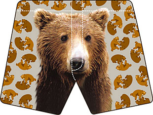 Bear Magic Boxer Shorts