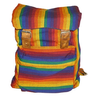 Deluxe Rainbow Backpack