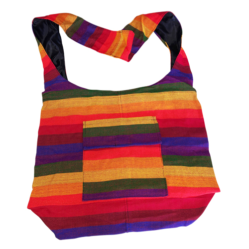 Rainbow Shoulder Bag