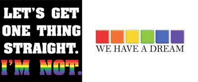 Free Sticker with Order @ RainbowDepot