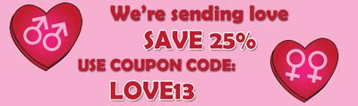 Valentines Savings