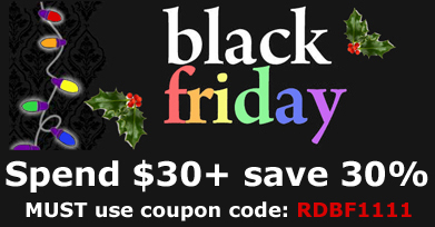 Black Friday @ RainbowDepot