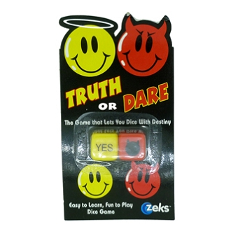Truth or Dare Dice Game