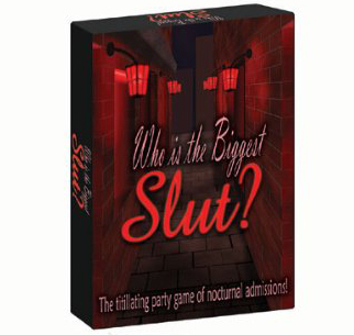 Who's The Biggest Slut? Game