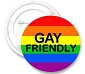 Gay Friendly Button