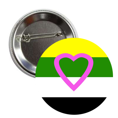 Skoliosexual Pride Button