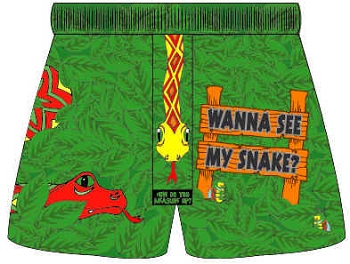 Wanna See My Snake? Boxers