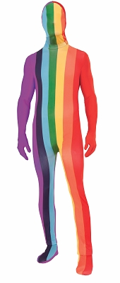 Rainbow Body Suit