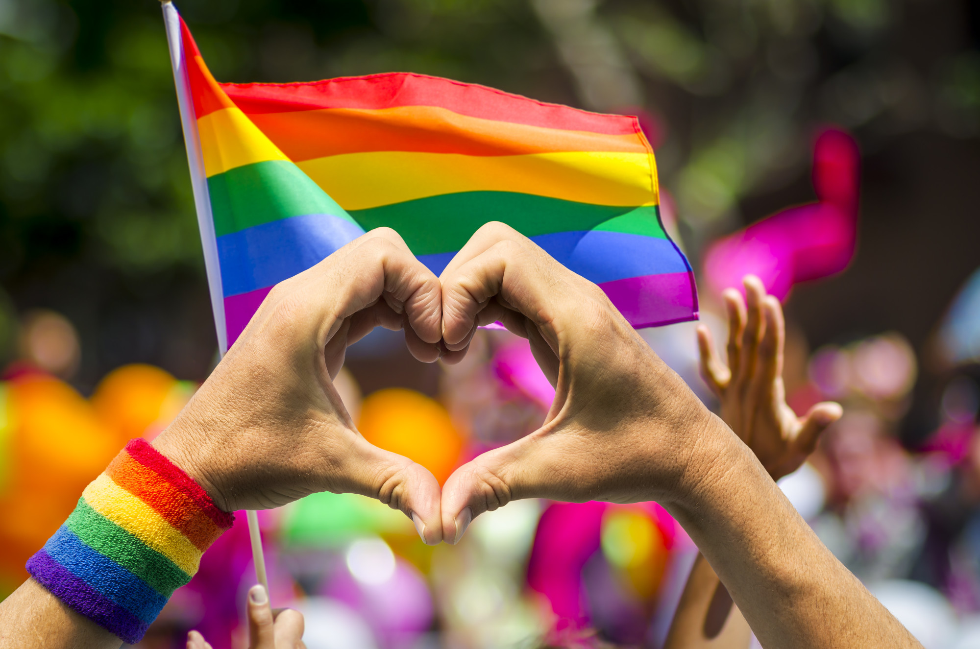 Pride Month: Celebration and History