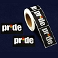 Rainbow PRIDE Stickers (250 stickers)