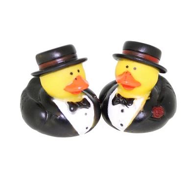 Groom Rubber Duckies