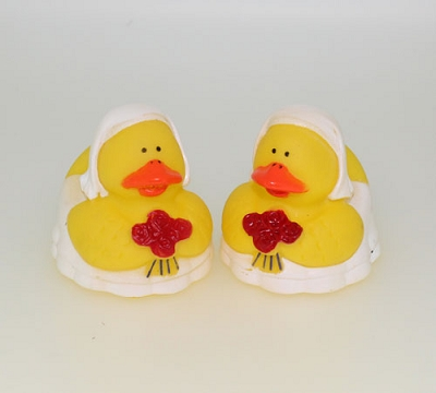 Bride Rubber Duckies