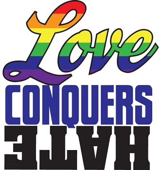 Love Conquers Hate Shirt
