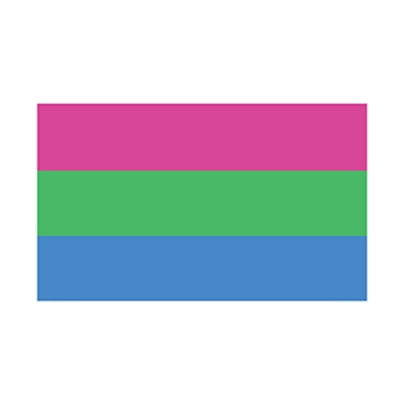 Polysexual Sticker