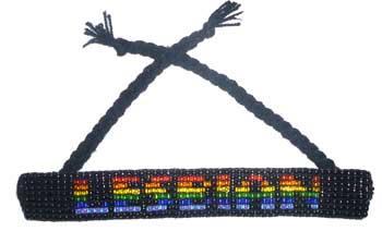 LESBIAN Beaded Bracelet