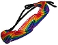 Rainbow Surfer String Bracelet