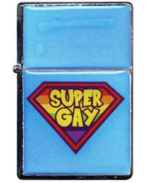 Super Gay Lighter