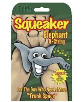 Squeaker Elepahnt G-String