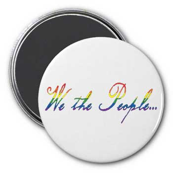 We the People Magnet
