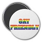 Gay Friendly Magnet