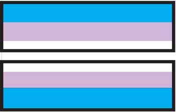 Trans Equal Mouse Pad