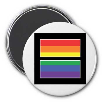 Rainbow Equal Magnet