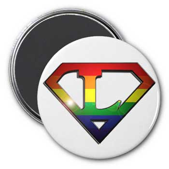 Super Lesbian Magnet