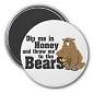 Dip Me In Honey - Bears Magnet