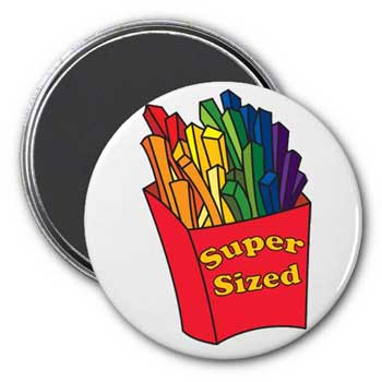 Super Sized Magnet