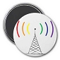 Rainbow WiFi Magnet